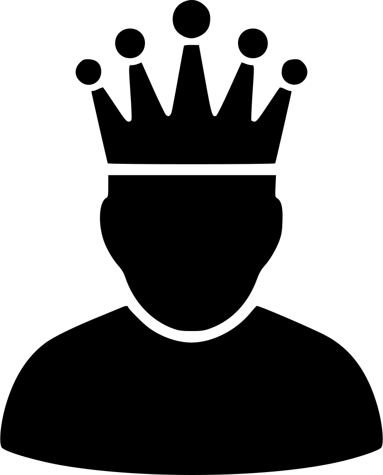 Crown download clipart buy 25 credits image royalty free King Svg Png Icon Free Download (#506163) - OnlineWebFonts.COM image royalty free