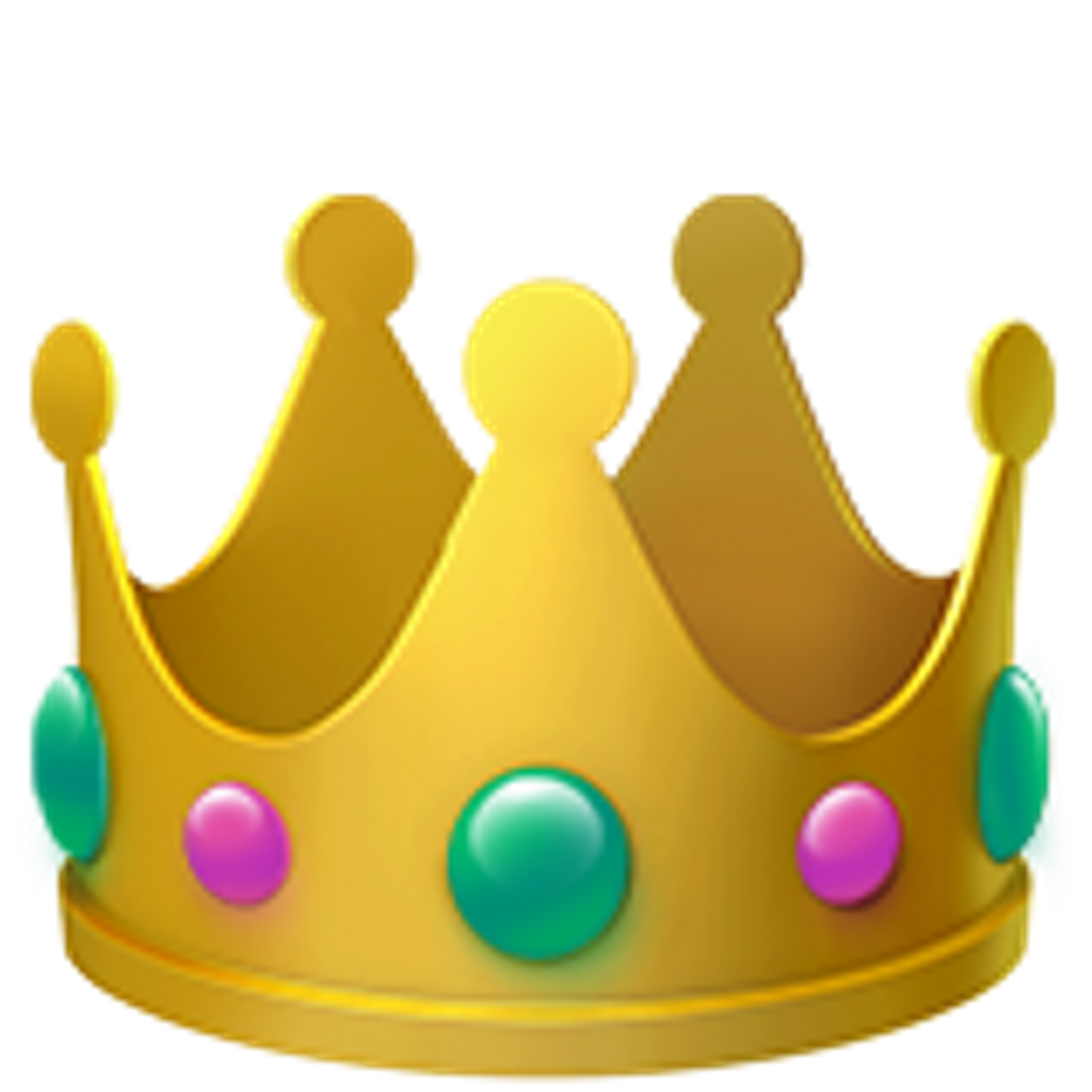 Crown emoji clipart jpg library emoji crown ios - Sticker by cupidletters jpg library