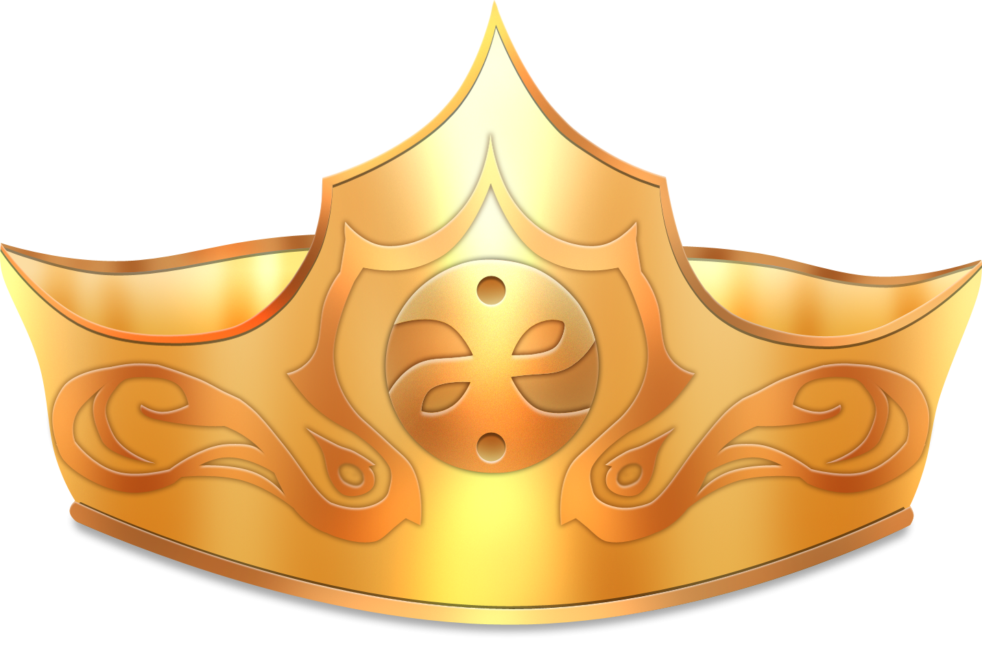 Crown emoji clipart png transparent library Gold Crown Png Original Background Transparent png transparent library