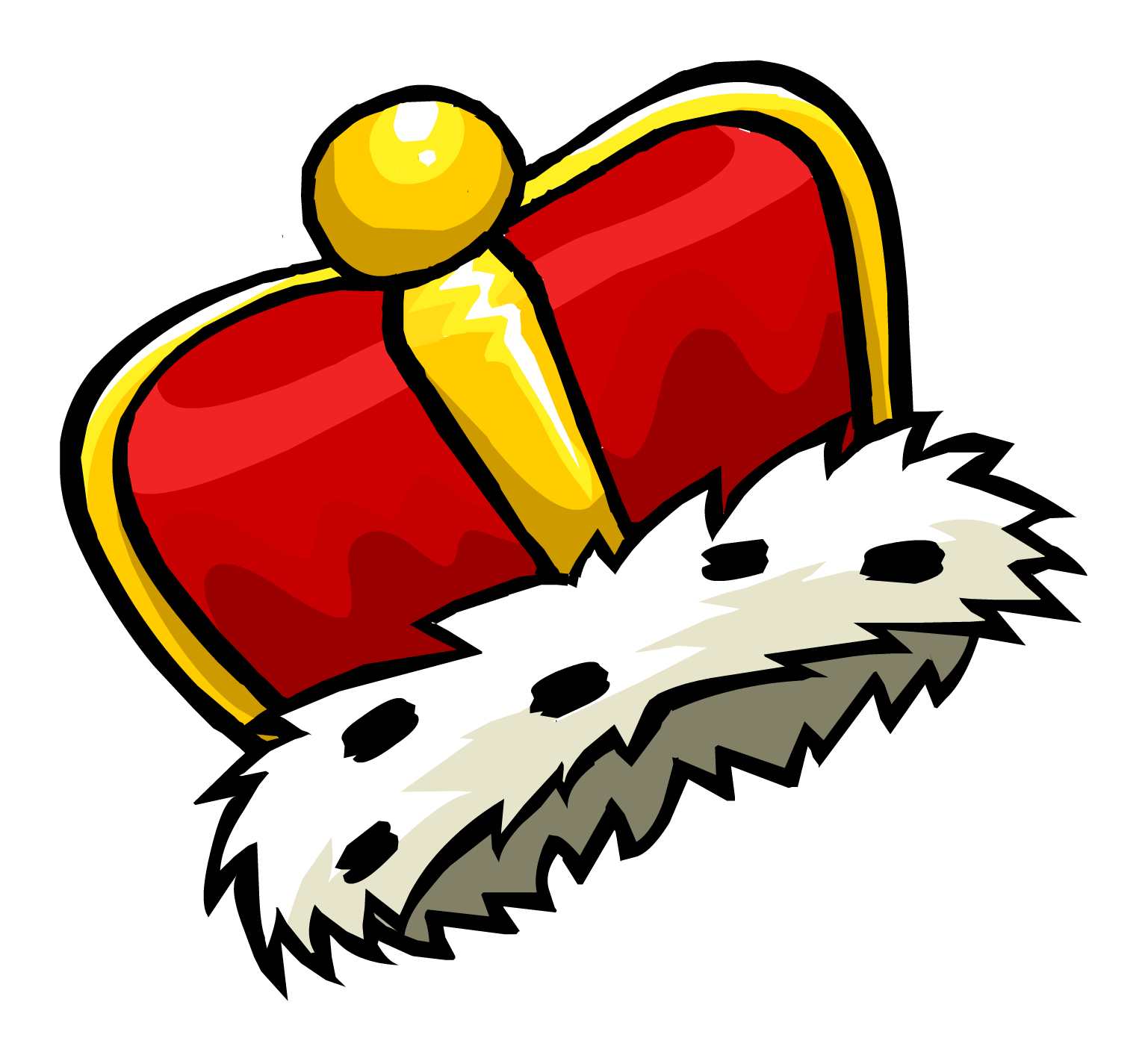 Crown emoji clipart clip art royalty free library Image - King's Crown Pin.PNG | Club Penguin Wiki | FANDOM powered by ... clip art royalty free library
