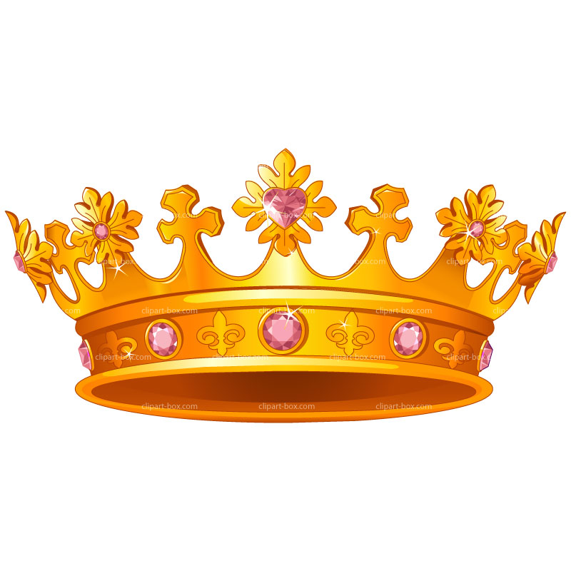 Crown for king clipart image transparent library CLIPART KING'S CROWN | Royalty free vector design image transparent library