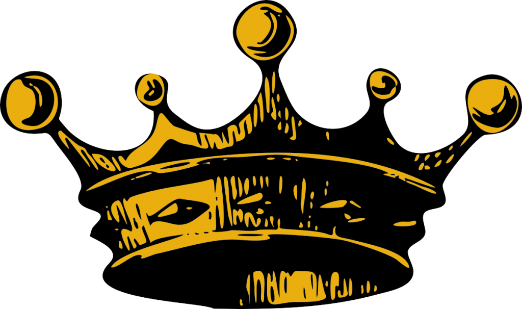Crown for king clipart jpg royalty free stock Crown clipart king's - Graphics - Illustrations - Free Download on ... jpg royalty free stock