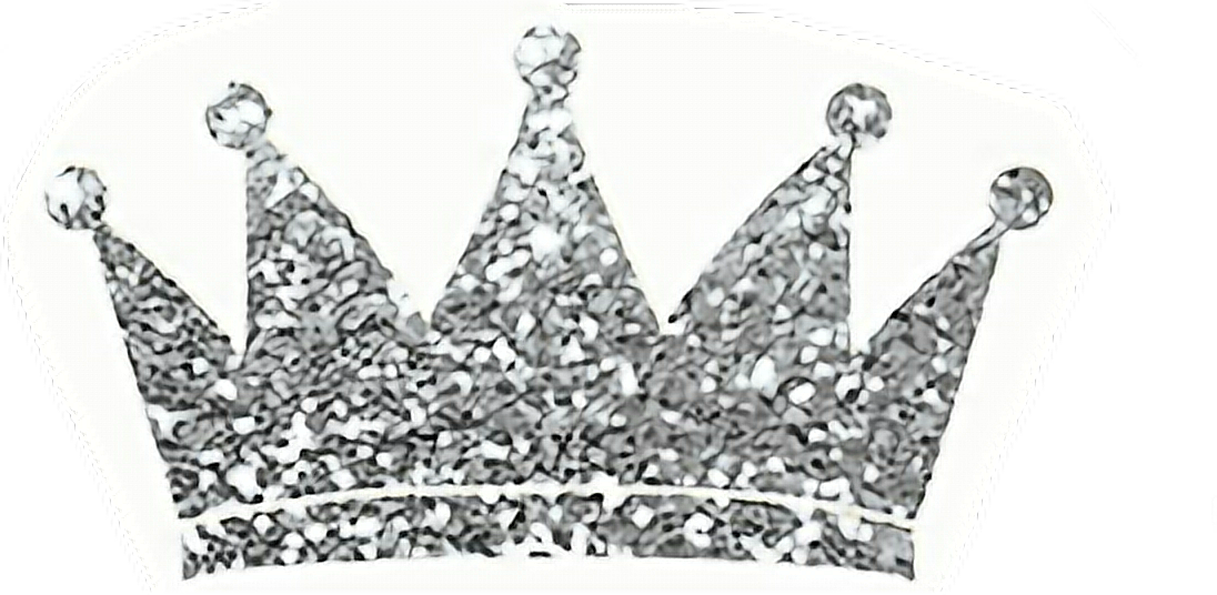 Silver crown clipart png