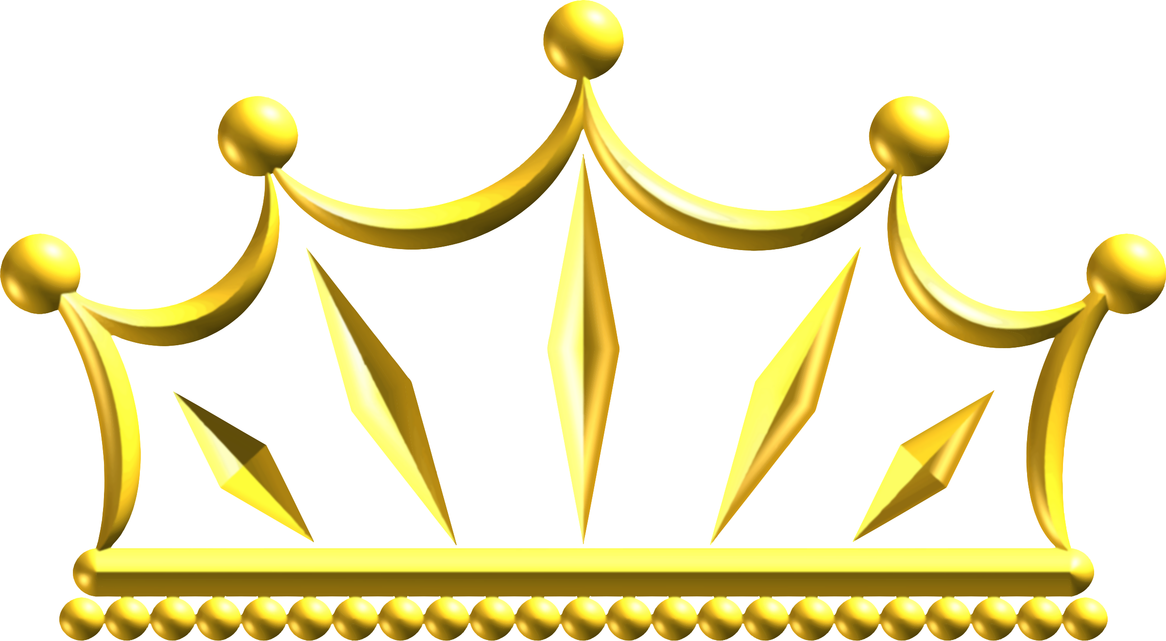 Crown gold clipart clipart royalty free stock Clipart - Gold crown clipart royalty free stock