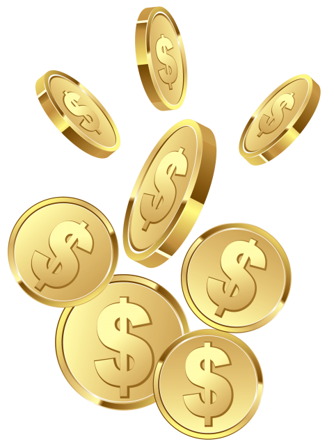 Png free images toppng. Crown gold coins clipart