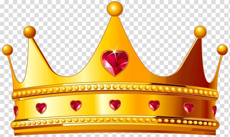 Queen crown images clipart vector free library Crown of Queen Elizabeth The Queen Mother , Golden Crown with Hearts ... vector free library