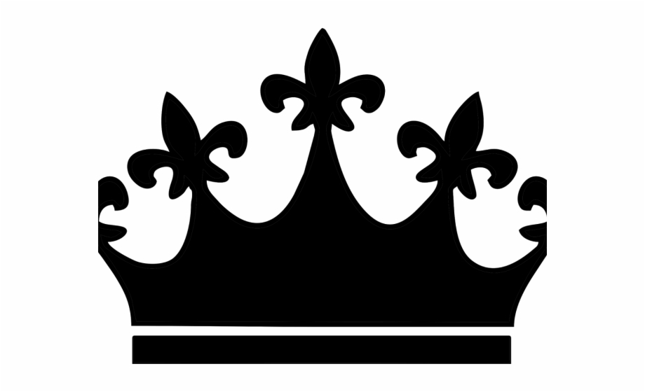 Tiara clipart vector picture free download Black Clipart Tiara - Queen Crown Png Vector Free PNG Images ... picture free download