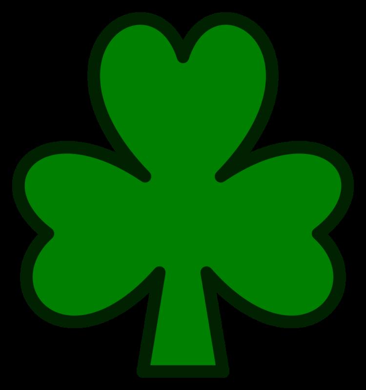 Crown leaf clover clipart jpg freeuse TOP 50+ Shamrock Clipart Images Free Download【2018】 jpg freeuse