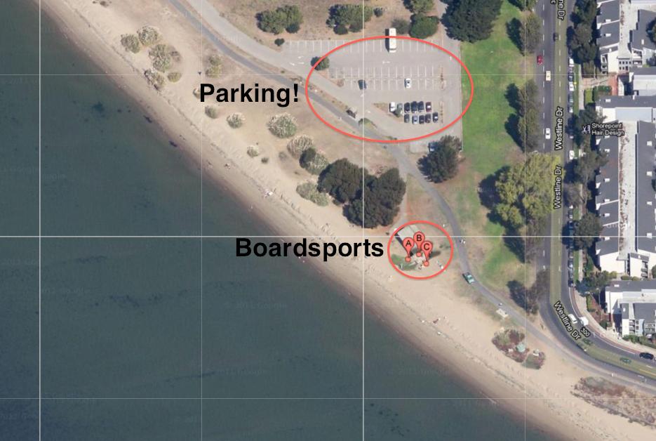 Crown memorial jpg SUP in Alameda (Crown Memorial State Beach): Trip Report | bay ... jpg