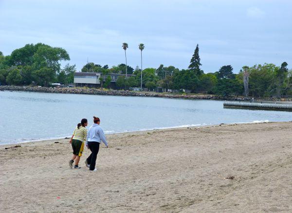 Crown memorial image free stock Walking San Francisco Bay: Crown Memorial Park - June 6, '11 image free stock