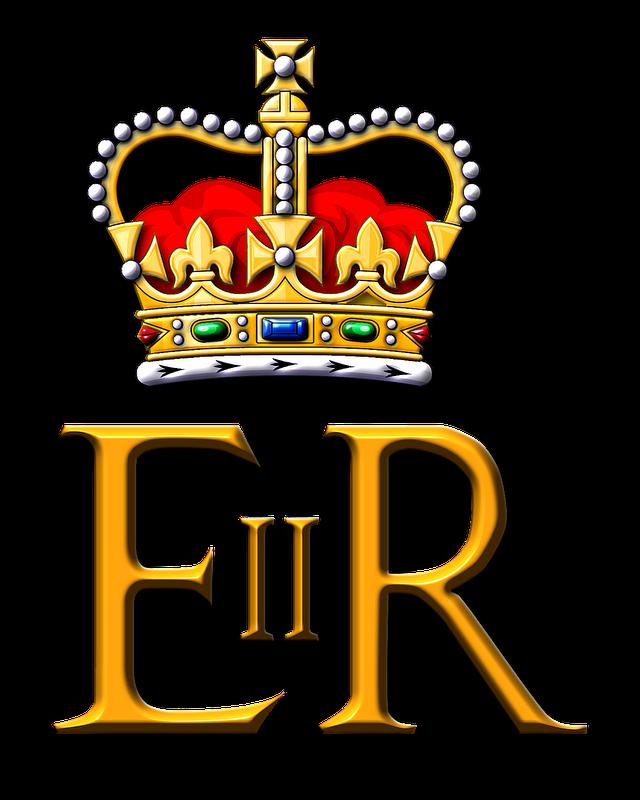 Crown monogram clipart banner transparent download Pin by daniel dardanus on Heraldry   Pinterest   British banner transparent download