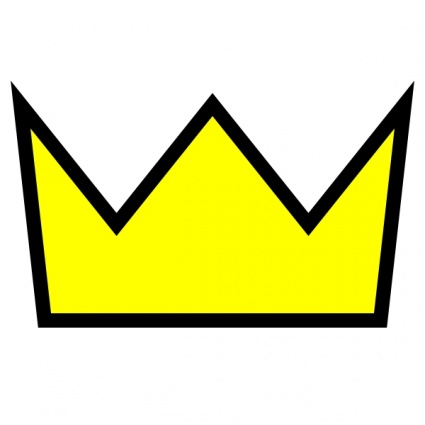 Crown of a king clipart png black and white King Crown Clip Art Black And White | Clipart Panda - Free Clipart ... png black and white