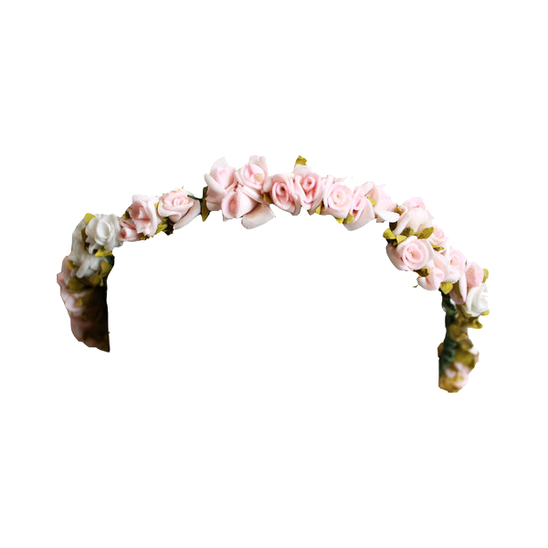 Photoshop clipart flower crown clip library Flower Crown Transparent PNG Pictures - Free Icons and PNG Backgrounds clip library