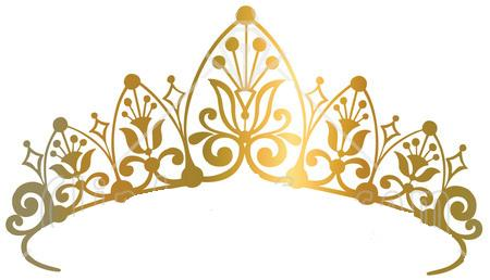 Kid crowns homecoming clip. Crown of queen clipart