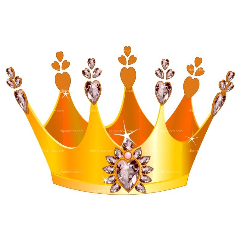 Kid clip art. Crown of queen clipart