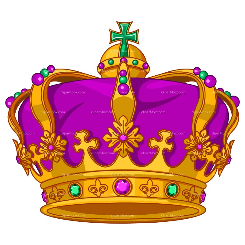 Crown of queen clipart. King and crowns panda