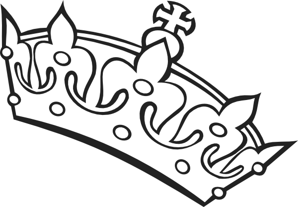 Crown outline logo clipart image freeuse Crown outline clip art - ClipartFest image freeuse