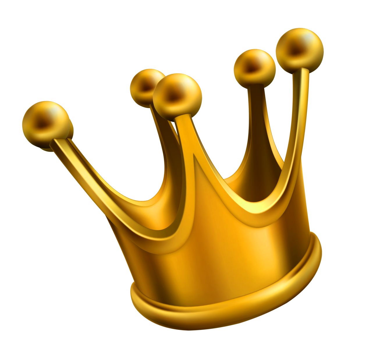 Crown png clipart picture black and white stock Simple Golden Crown Png Clipart picture black and white stock
