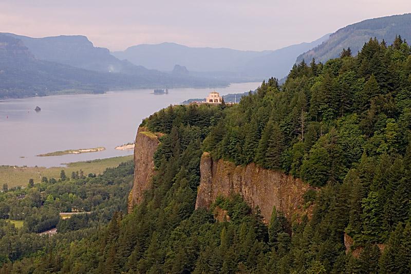 Oregon wikipedia . Crown point