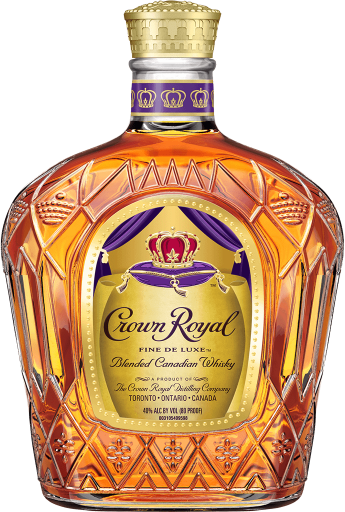 Crown royal clip black and white library Crown Royal Canadian Whisky | Crown Royal clip black and white library