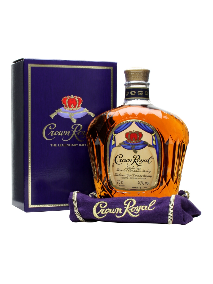 Crown royal graphic transparent stock Crown Royal Canadian Whisky : The Whisky Exchange graphic transparent stock