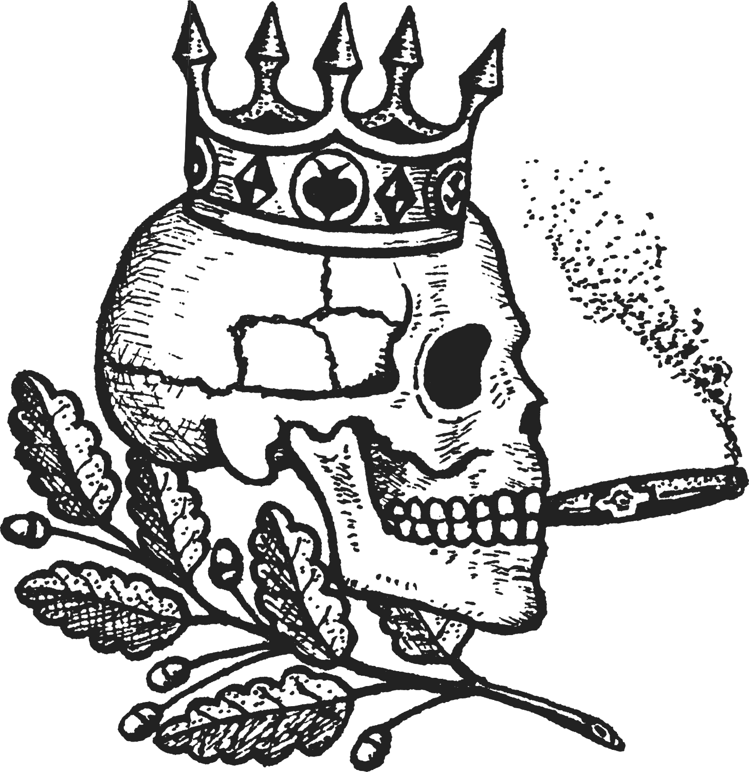Crown tattoo clipart clip royalty free Russian Criminal Tattoo Archive | FUEL clip royalty free
