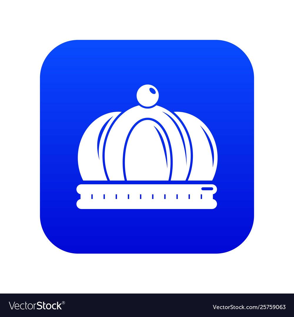 Crown the empire logo clipart clip art royalty free Empire crown icon blue clip art royalty free