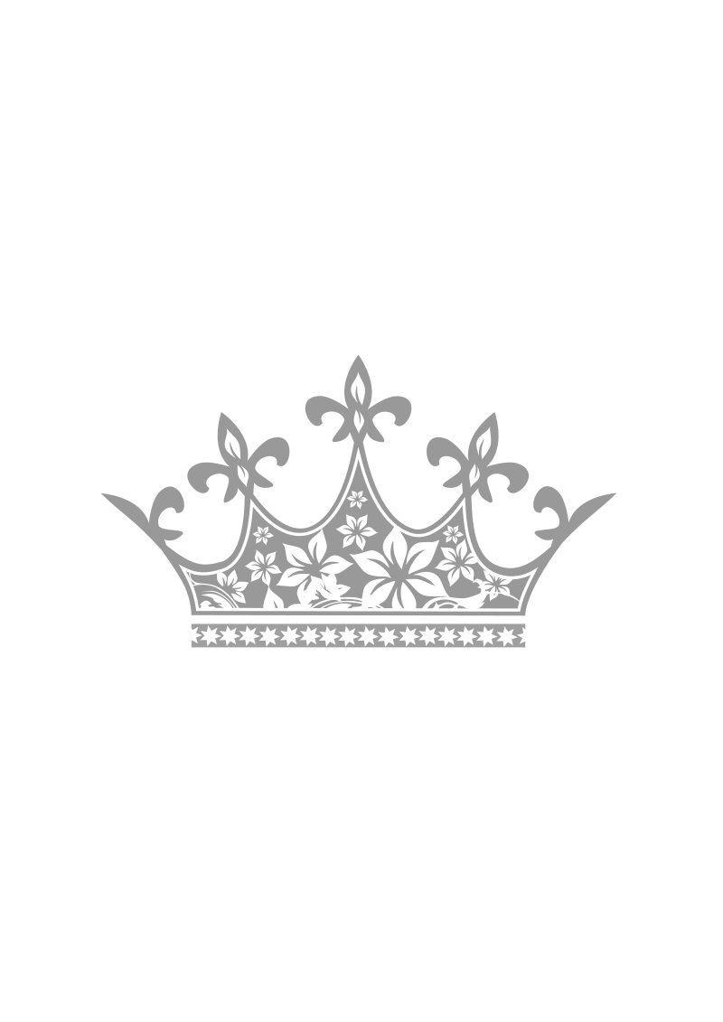 Crown white clipart png download Clipart - Crown download