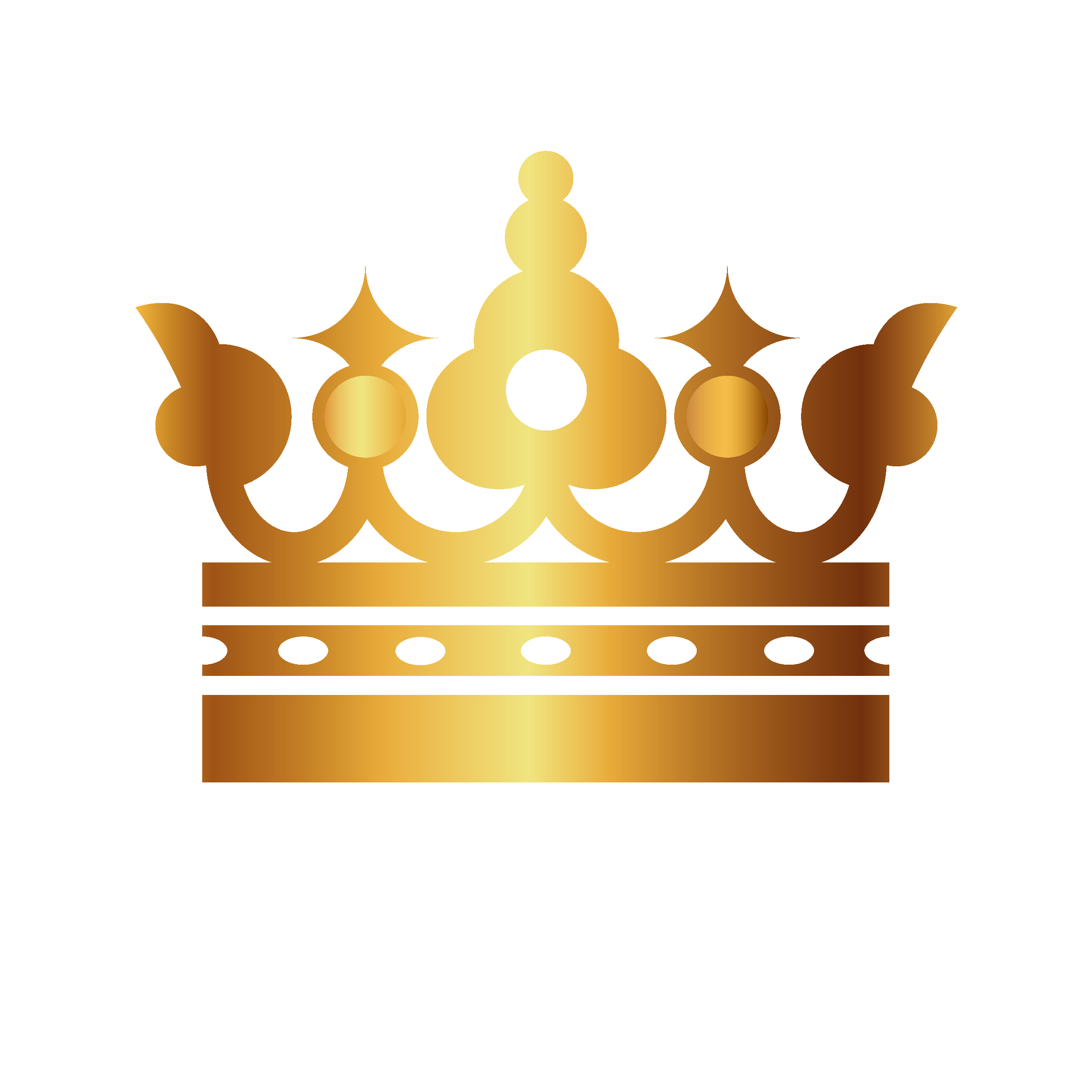 Crown with a rounded bottom clipart jpg freeuse stock Majestic printing that won't set you back a king's ransom. Your ... jpg freeuse stock