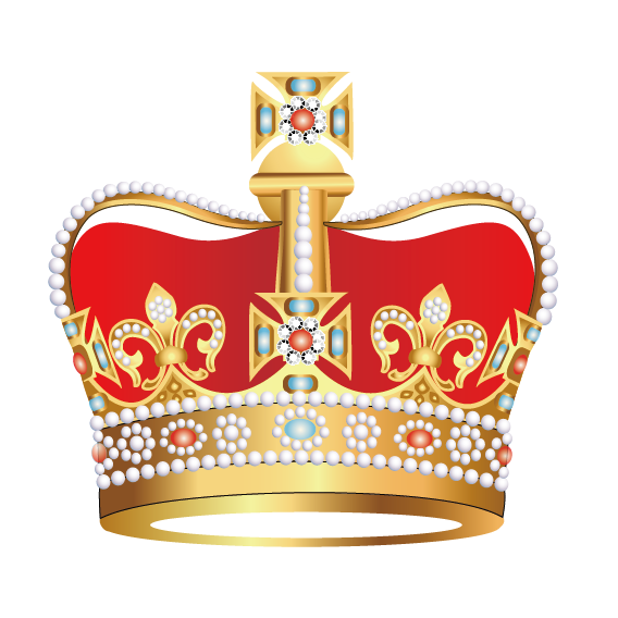 Crown with red jewels clipart image transparent Crown Jewels of the United Kingdom Wedding of Prince Harry and ... image transparent