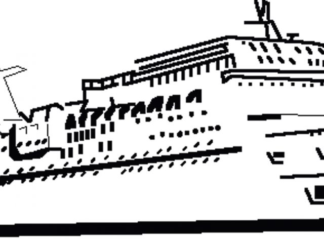 Cruise ship black and white clipart png freeuse stock Cruise ship clip art profile school clip art 2 - Cliparting.com png freeuse stock