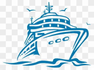 Free PNG Cruise Ship Clip Art Download - PinClipart clipart free
