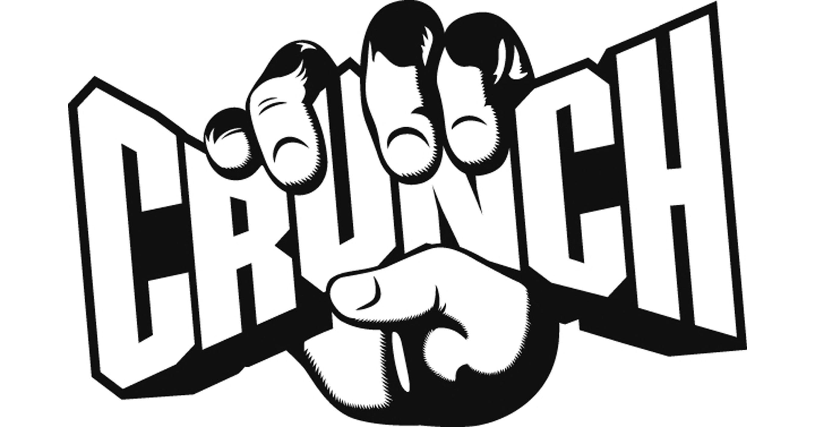 Crunch fitness Logos vector freeuse download