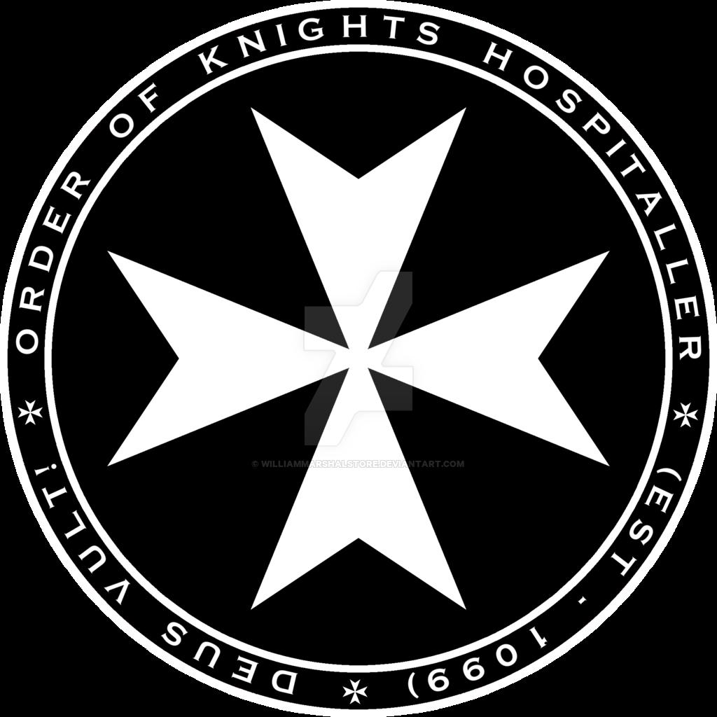 Crusader cross clipart clip transparent download Knights Hospitaller Seal | Medieval Art | Pinterest | Knights ... clip transparent download