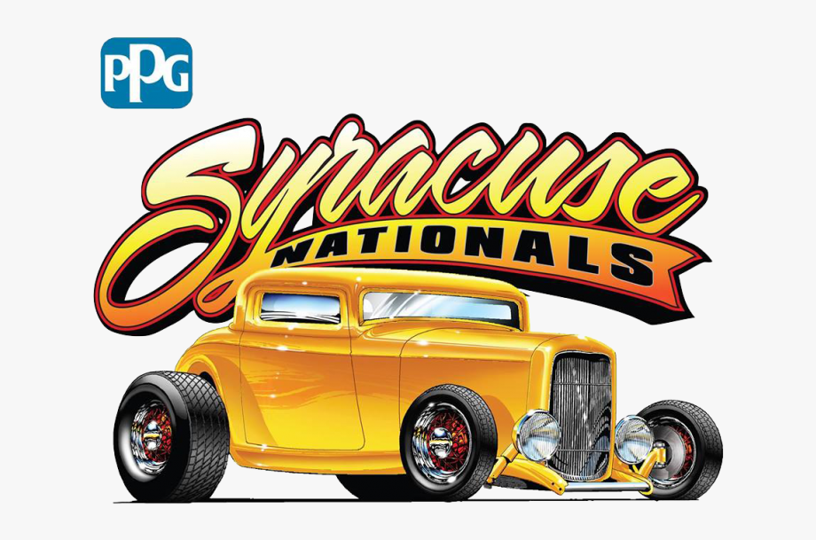 Cruzin clipart vector library download 2018 Ppg Syracuse Nationals Classic Car Show Presented - Syracuse ... vector library download