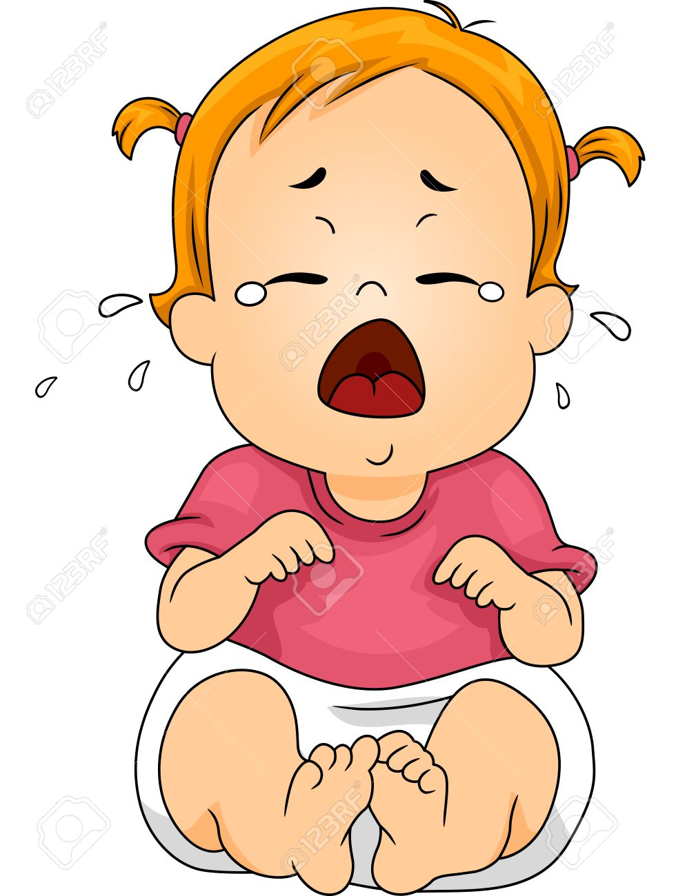 Crying baby images clipart picture stock Crying Baby » Clipart Station picture stock