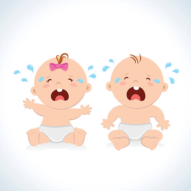 Crying baby images clipart vector free library Top 60 Baby Crying Clip Art Vector Graphics And Illustrations IStock ... vector free library