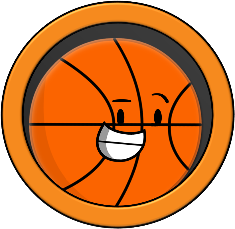 Crying basketball clipart banner royalty free library Object Havoc #17: Basketball (OH) by PlanetBucket22 on DeviantArt banner royalty free library