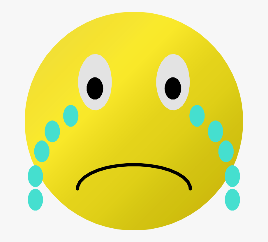 Crying clipart face png freeuse Clipart Crying Smiley Face - Crying Tears Clip Art #63762 ... png freeuse