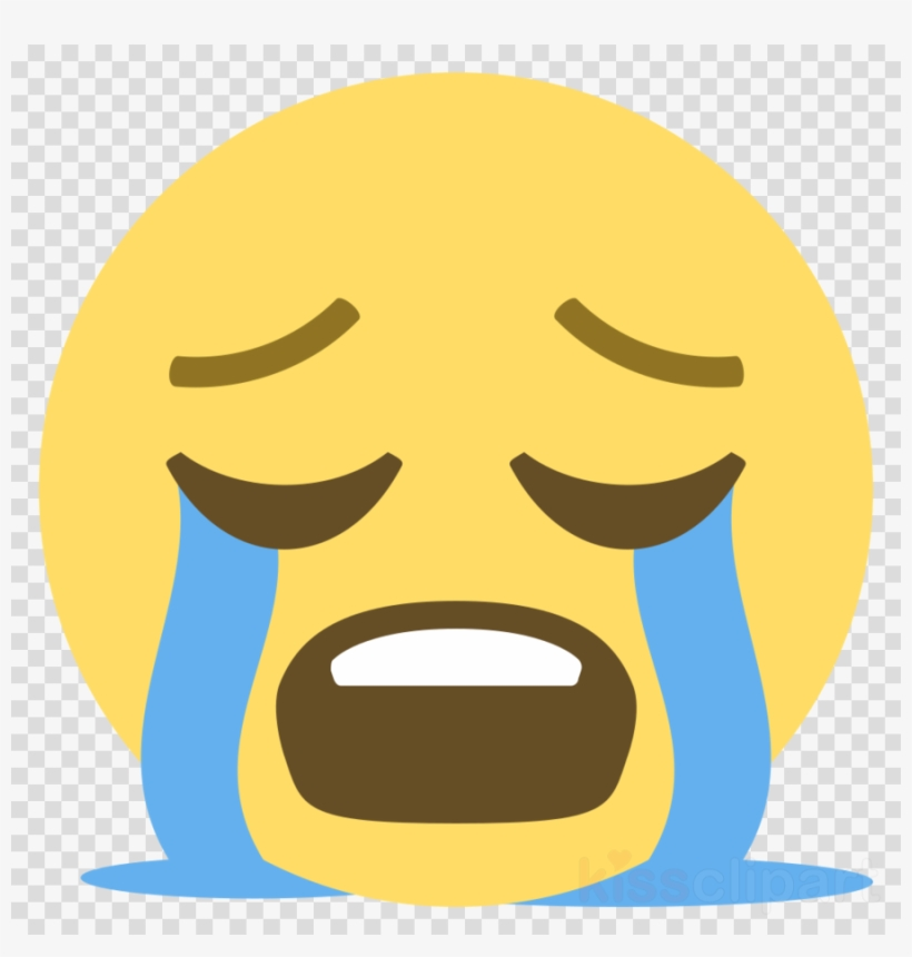 Crying clipart face free Discord Crying Emoji Clipart Face With Tears Of Joy - Crying ... free