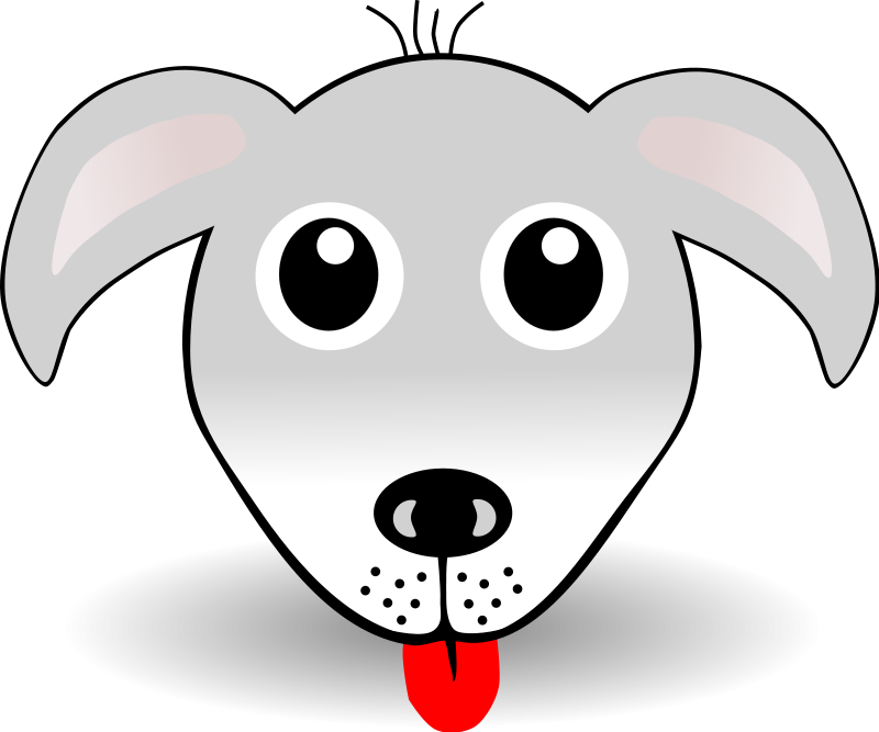 Disobedient dog clipart picture free download Free Funny Dog Cartoon Pictures, Download Free Clip Art, Free Clip ... picture free download