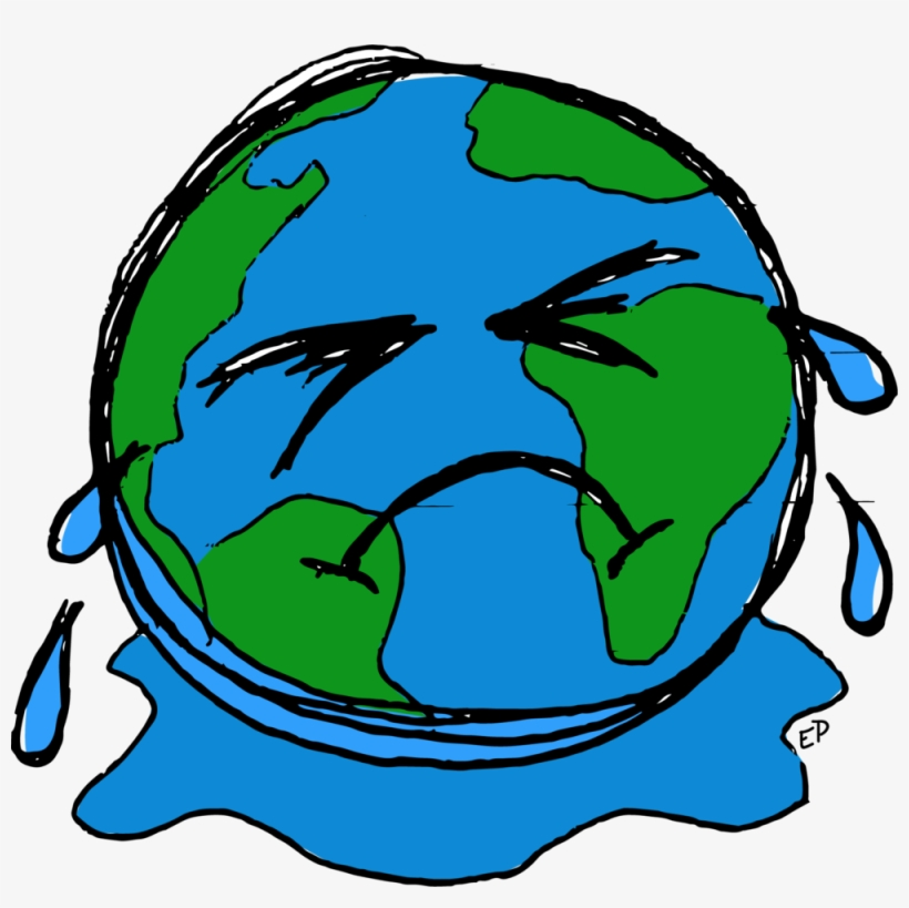 Crying earth clipart image black and white library Crying Earth - Free Transparent PNG Download - PNGkey image black and white library