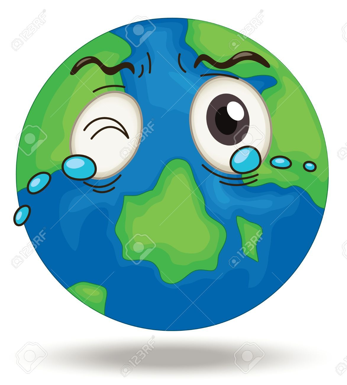 Crying earth clipart banner transparent library Crying earth clipart 6 » Clipart Portal banner transparent library