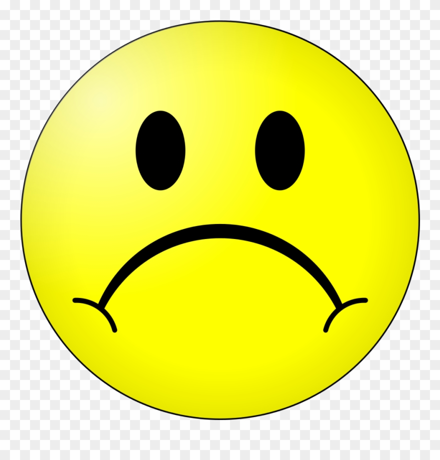 Sad face clipart clip library stock Sad Face Smiley Free Download Clip Art On - Frowny Face - Png ... clip library stock