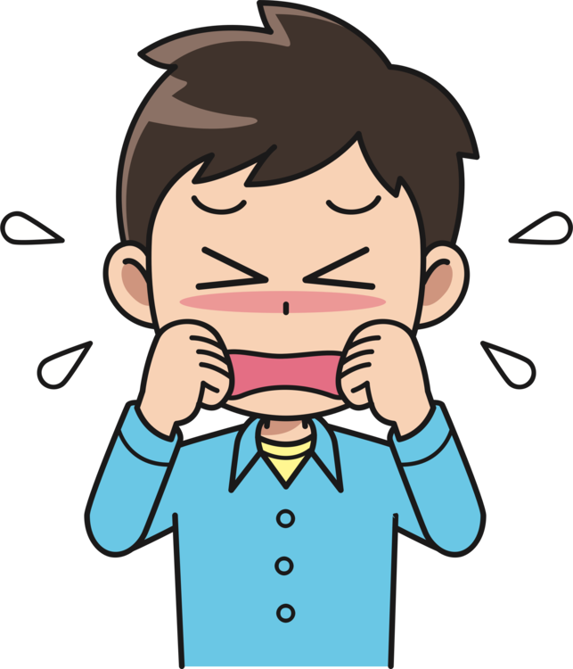 Library of crying student png png files Clipart Art 2019