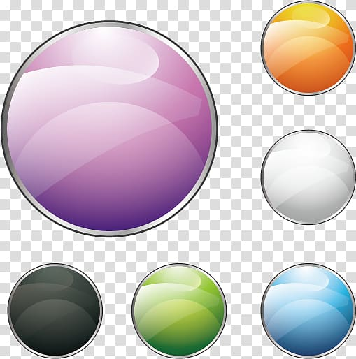 Crystal button clipart clip art black and white Round assorted-color , Button Computer file, Round crystal ... clip art black and white