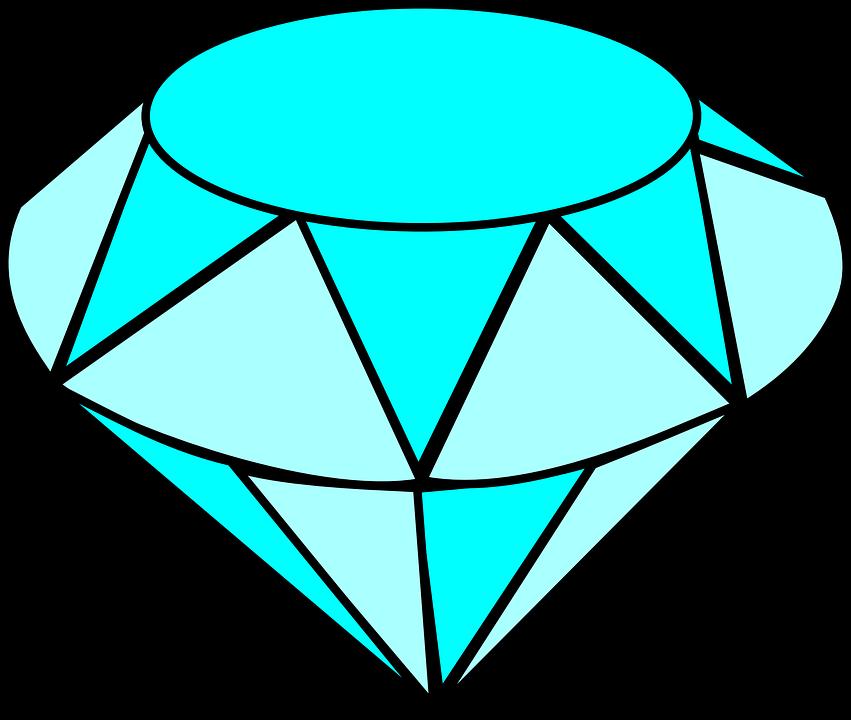 Baseball field clipart free jpg library stock Crystal - Free vector graphics on Pixabay jpg library stock
