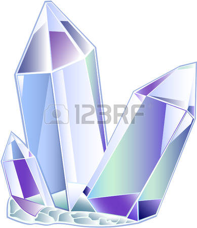 Crystal graphics clipart png black and white stock 1,194 Quartz Crystal Stock Vector Illustration And Royalty Free ... png black and white stock