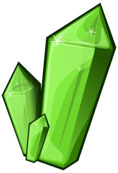 Crystal graphics clipart clip art three quartz crystal Royalty Free Stock Vector Art Illustration ... clip art