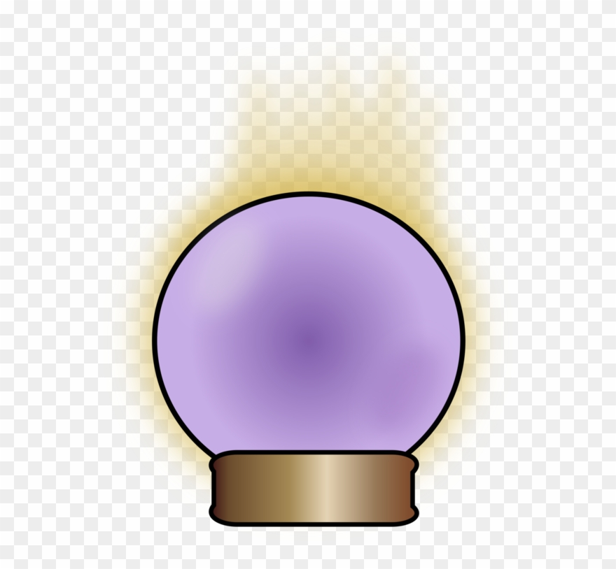 Fortune telling clipart. Crystal ball computer icons